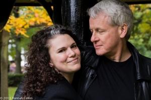 Elene and Ian Regents Park-82