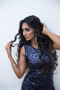 Kiren Modi Shreya makeup-11