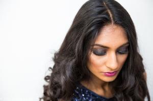 Kiren Modi Shreya makeup-5