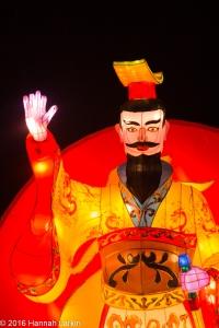 Chiswick House Chinese Lantern Festival Feb16-18